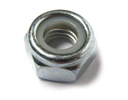 Nut - Self Locking - 10 X 1.5