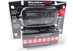 WeatherTech Battery Charger - 4 amps - 8BCHR4