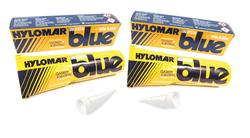 Hylomar Universal Blue Gasket Sealer- (2) 100 Gm Tubes