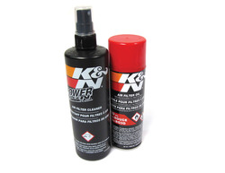 K&N Air Filter Cleaning And Service Kit
