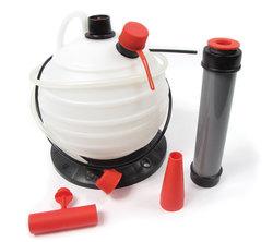 Automotive Fluid Evacuator Extractor Tool, 6.3 Quart